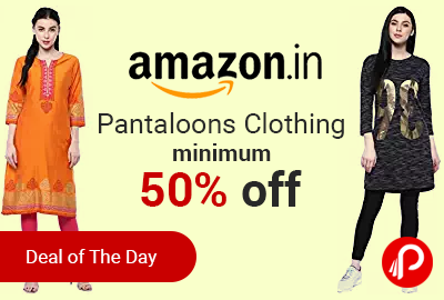 Pantaloons Clothing