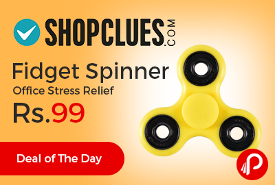 Fidget Spinner Office Stress Relief