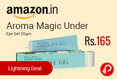 Aroma magic under eye gel 20gm just at only amazon for Aroma indian cuisine coupon