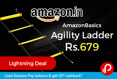 AmazonBasics Agility Ladder