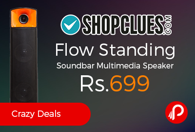 Flow Standing Soundbar Multimedia Speaker