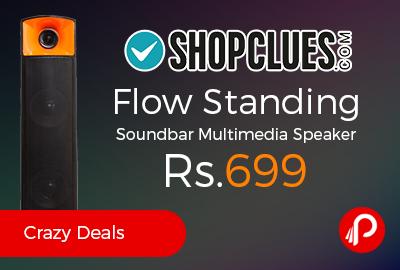 Flow Standing Soundbar Multimedia Speaker