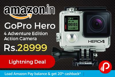 GoPro Hero 4 Adventure Edition Action Camera