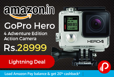 GoPro Hero 4 Adventure Edition Action Camera