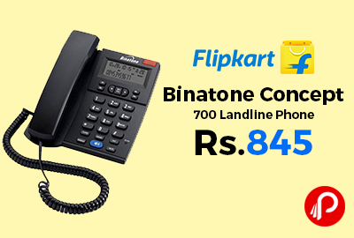 Binatone Concept 700 Landline Phone