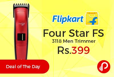 Four Star FS 3118 Men Trimmer