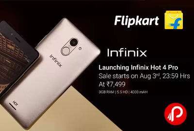 Infinix Hot 4 Pro Mobile