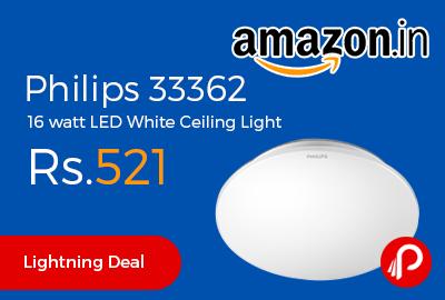Philips 33362 16 watt LED White Ceiling Light