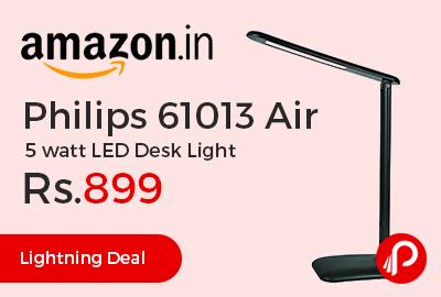 Philips 61013 Air 5 watt LED Desk Light