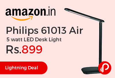 Philips 61013 Air 5 watt LED Desk Light