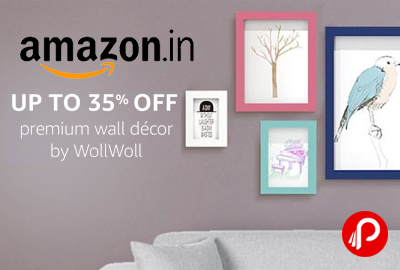 Permium Wall Decor by Wollwol