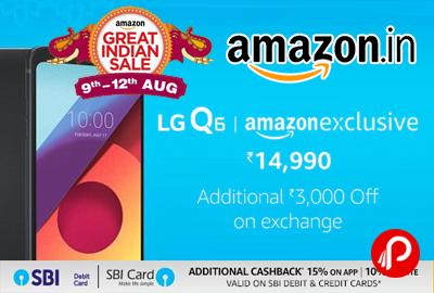 LG Q6 LGM700DSK Mobile