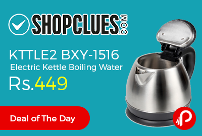 KTTLE2 BXY-1516 Electric Kettle Boiling Water