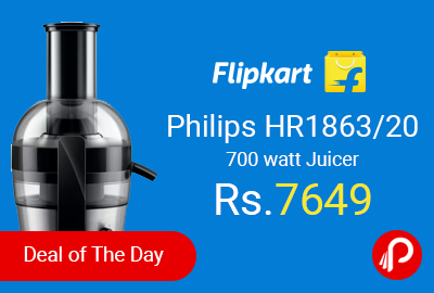 Philips HR1863/20 700 watt Juicer