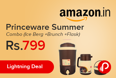 Princeware Summer Combo
