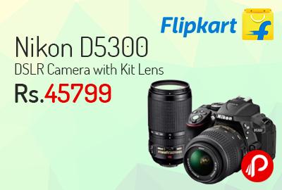 Nikon D5300 DSLR Camera with Kit Lens