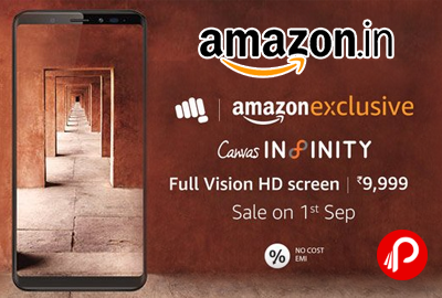 Micromax Canvas Infinity Mobile