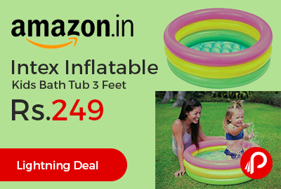 Intex Inflatable Kids Bath Tub 3 Feet