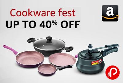 Pots & Pans Cookware fest