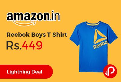Reebok Boys T Shirt
