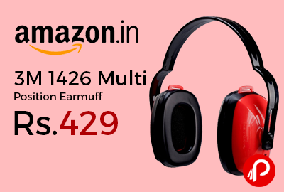 3M 1426 Multi Position Earmuff