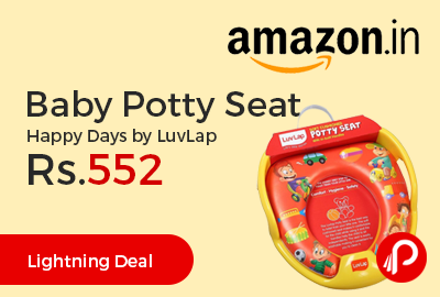 Baby Potty Seat Happy Days