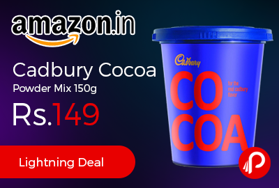 Cadbury Cocoa Powder Mix 150g