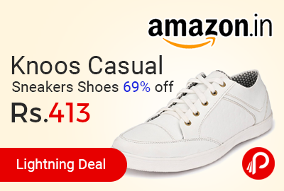 Knoos Casual Sneakers Shoes