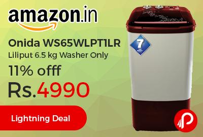 Onida WS65WLPT1LR Liliput 6.5 kg Washer