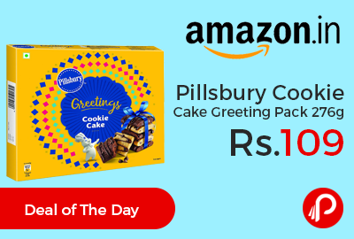 Pillsbury Cookie Cake Greeting Pack 276g