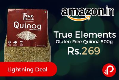 True Elements Gluten Free Quinoa 500g