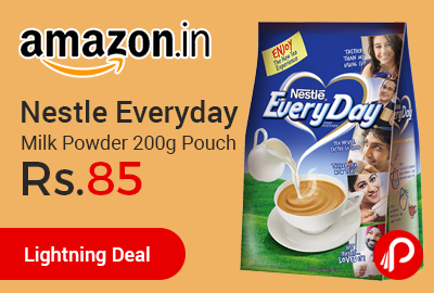 Nestle Everyday Milk Powder 200g Pouch
