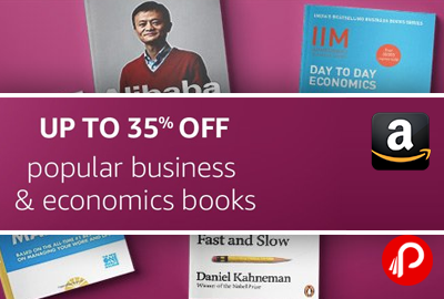Popular Business and Economics Books