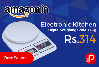 Electronic Kitchen Digital Weighing Scale 10 Kg