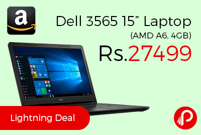 "Dell 3565 15"" Laptop"