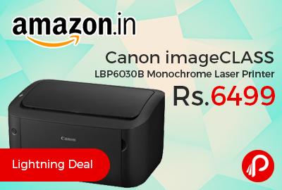 Canon imageCLASS LBP6030B Monochrome Laser Printer
