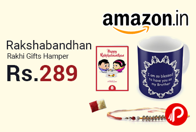 Rakshabandhan Rakhi Gifts Hamper