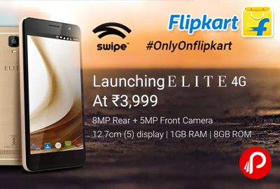 Swipe Elite 4G Mobile
