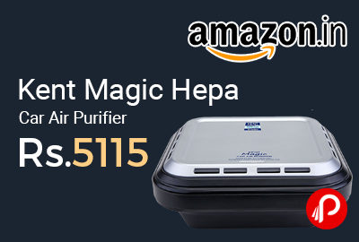 Kent Magic Hepa Car Air Purifier