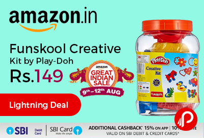 Funskool Creative Kit by Play-Doh