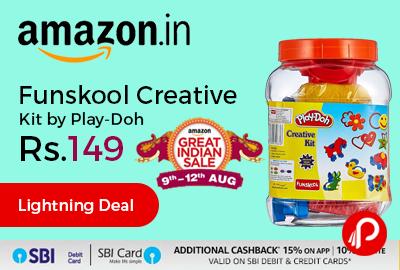 Funskool Creative Kit by Play-Doh