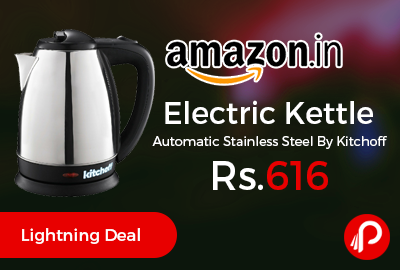 Electric Kettle Automatic Stainless Steel