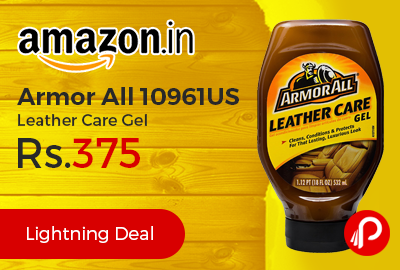 Armor All 10961US Leather Care Gel