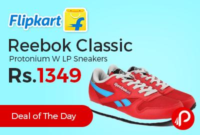Reebok Classic Protonium W LP Sneakers