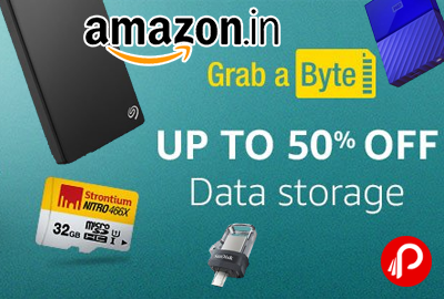 Up to 50% off: Memory cards