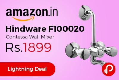 Hindware F100020 Contessa Wall Mixer