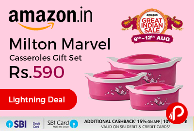 Milton Marvel Casseroles Gift Set