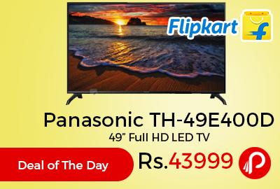 """Panasonic TH-49E400D 49"""" Full HD LED TV"""