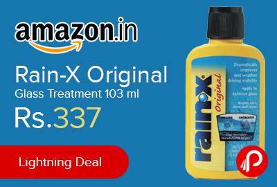 Rain-X Original Glass Treatment 103 ml