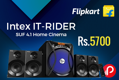 Intex IT-RIDER SUF 4.1 Home Cinema
